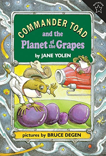 9780698113534: Commander Toad and the Planet of the Grapes