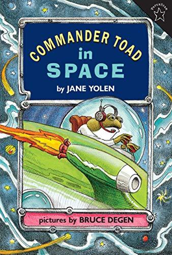 Commander Toad in Space - Yolen, Jane; Windling, Terri (editor)