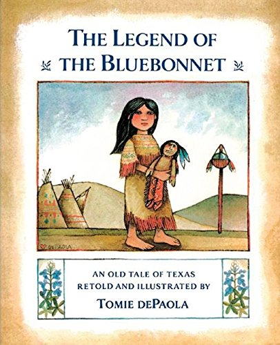 The Legend of the Bluebonnet: Tomie dePaola