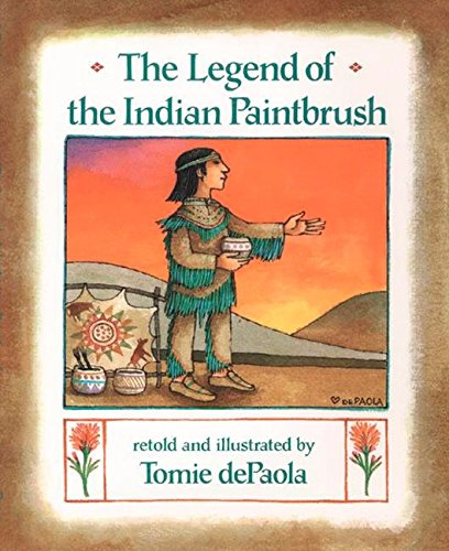 9780698113602: The Legend of the Indian Paintbrush