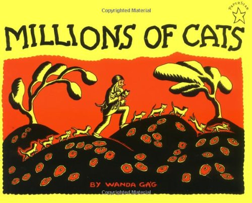 9780698113633: Millions of Cats (Paperstar)