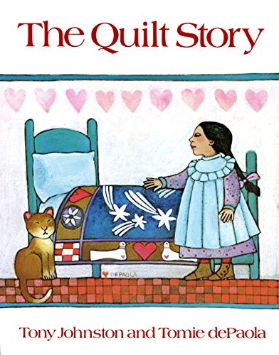 9780698113688: QUILT STORY