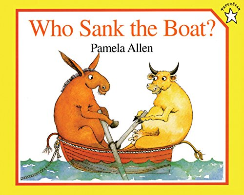 9780698113732: Who Sank the Boat? (Paperstar)