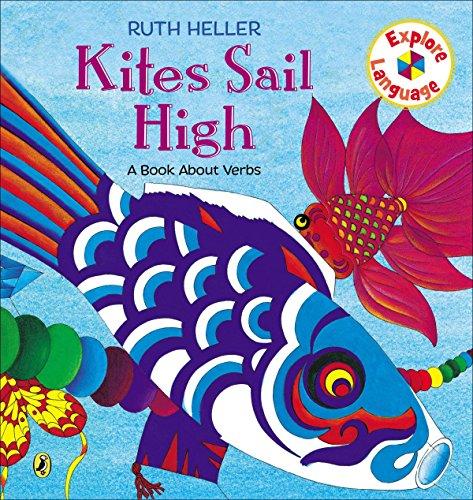 9780698113893: Kites Sail High: A Book About Verbs