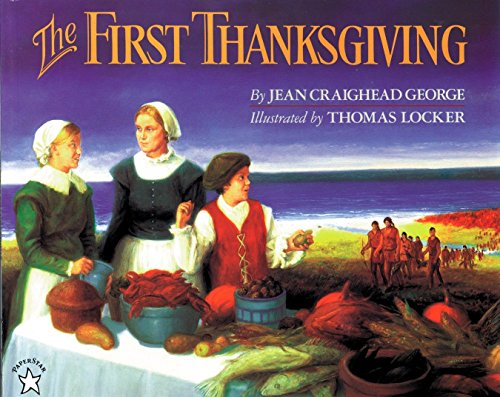 The First Thanksgiving (Picture Puffin Books): George, Jean Craighead
