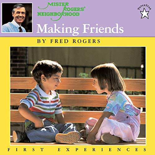 Making Friends (Mr. Rogers) (0698114094) by Rogers, Fred