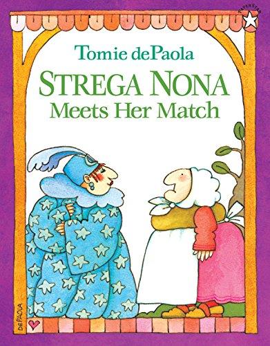 9780698114111: Strega Nona Meets Her Match