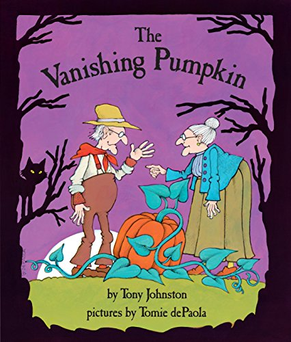 9780698114142: The Vanishing Pumpkin