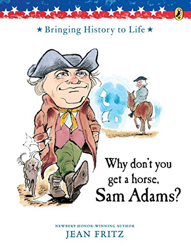 9780698114166: WHY DONT YOU GET A HORSE, SAM ADAMS? (PAPERBACK) 1996 PUFFIN