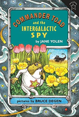Commander Toad and the Intergalactic Spy - Yolen, Jane/ Degen, Bruce (ILT)