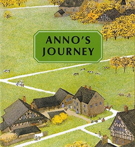 9780698114333: Anno's Journey