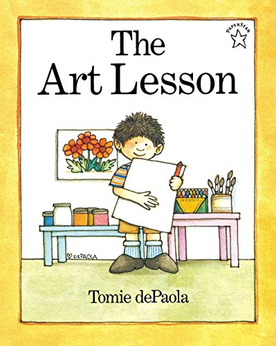 9780698115729: The Art Lesson (Paperstar Book)