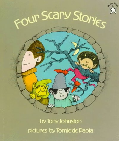 9780698115798: Four Scary Stories