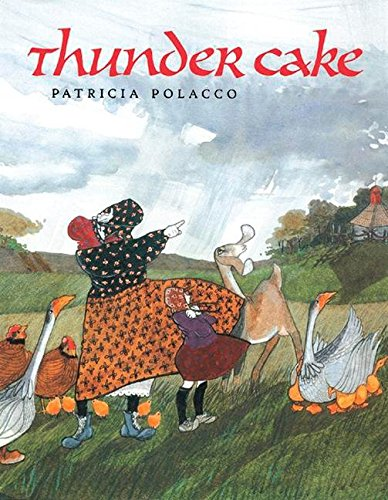 9780698115811: Thunder Cake