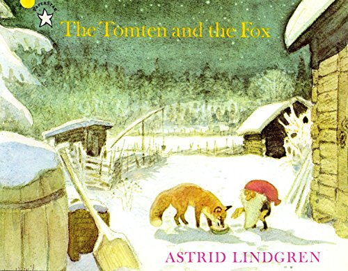 9780698115927: The Tomten and the Fox