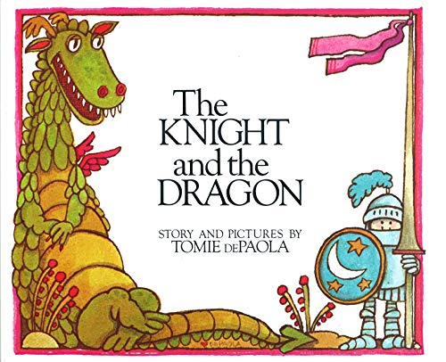 9780698116238: The Knight and the Dragon (Paperstar Book)