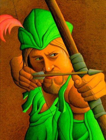 9780698116276: Robin hood and little john