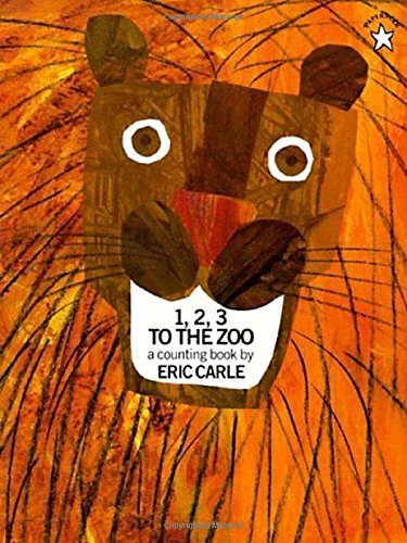 9780698116450: 1, 2, 3 To the Zoo: A Counting Book