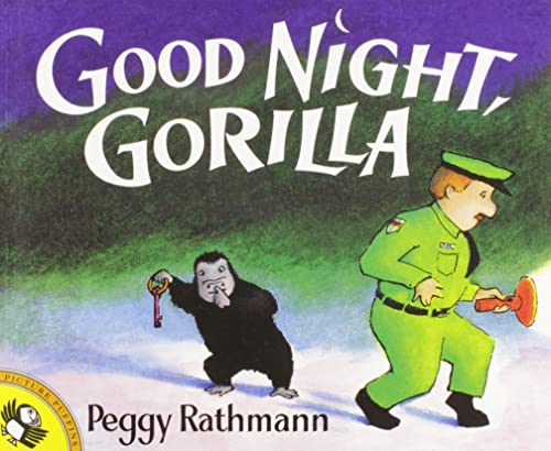 9780698116498: Good Night, Gorilla (Picture Puffin)