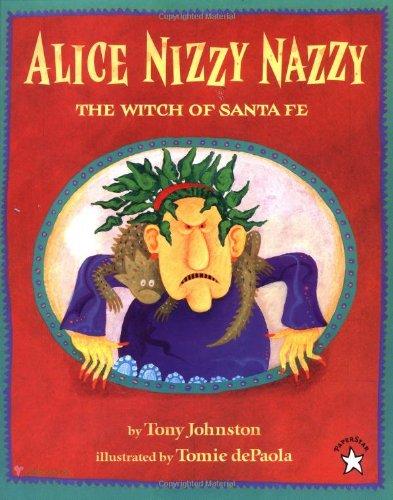 Alice Nizzy Nazzy: Johnston, Tony