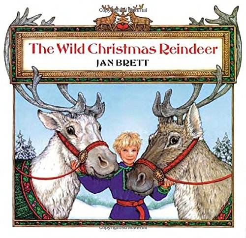 9780698116528: The Wild Christmas Reindeer