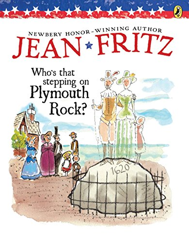 Who's That Stepping on Plymouth Rock?: Fritz, Jean