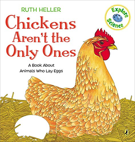 9780698117785: Chickens Aren't the Only Ones  (World of Nature Series)