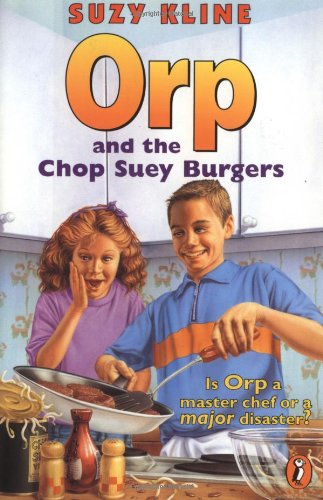 9780698117815: Orp and the Chop Suey Burgers (Olyslager Auto Library)