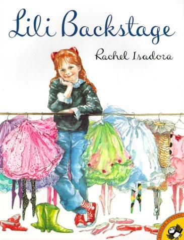 Lili Backstage (Picture Puffins): Isadora, Rachel