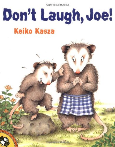 9780698117945: Don't Laugh, Joe! (Picture Puffin Books)