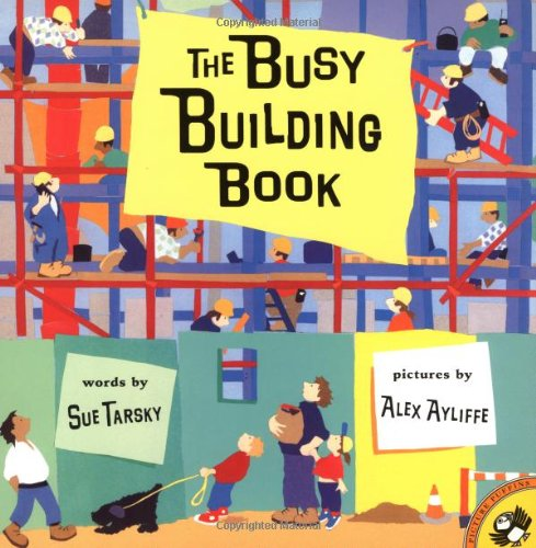 9780698118201: The Busy Building Book