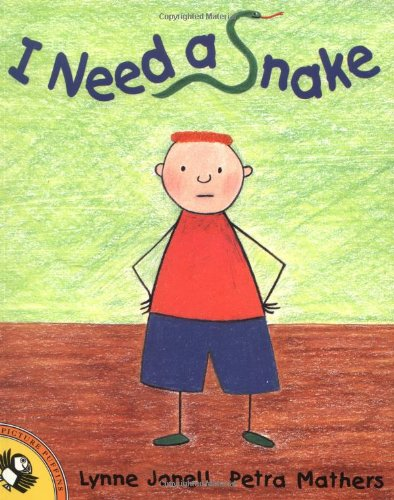 I Need a Snake (Picture Puffins) (Danish Edition): Jonell, Lynne