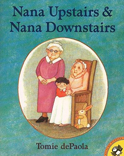 9780698118362: Nana Upstairs and Nana Downstairs (Picture Puffin Books)