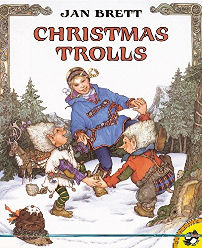Christmas Trolls: Jan Brett