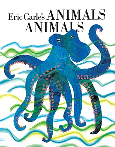 9780698118553: Eric Carle's Animals Animals
