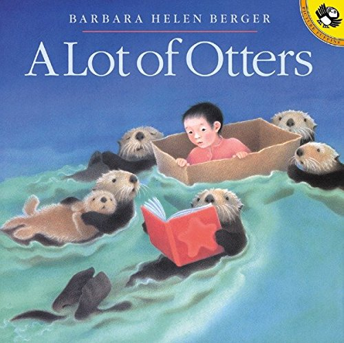 A Lot of Otters (Picture Puffins) (0698118634) by Berger, Barbara Helen