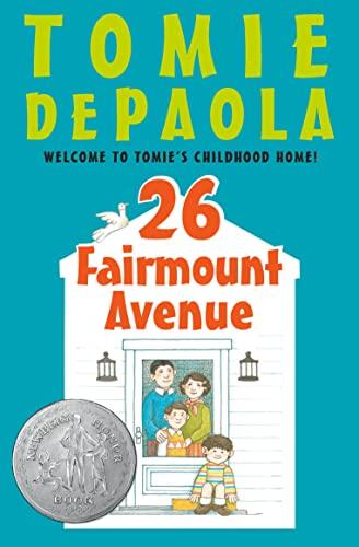 9780698118645: 26 Fairmount Avenue (Newbery Honor Book, 2000)