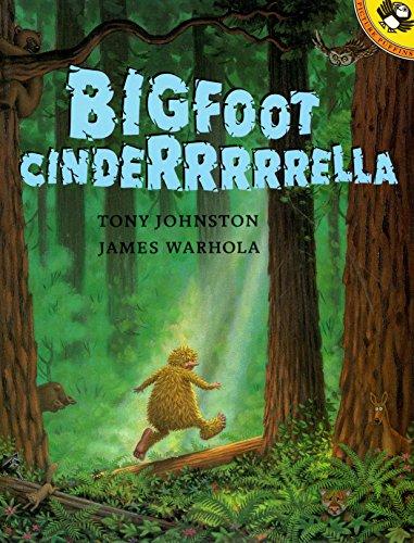 9780698118713: Bigfoot Cinderrrrrella (Picture Puffins)