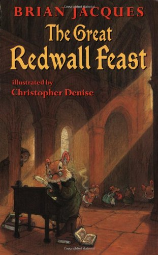 9780698118768: The Great Redwall Feast