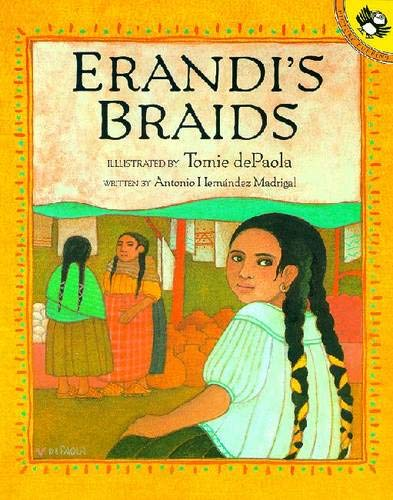9780698118850: Erandi's Braids (Picture Puffin Books)