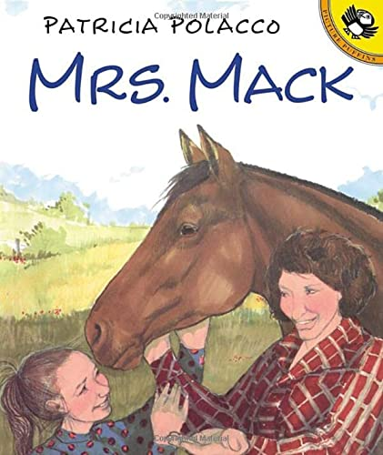 9780698118874: Mrs Mack (Picture Puffins)