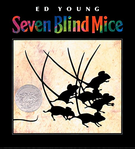 9780698118959: Seven Blind Mice (Reading Railroad)