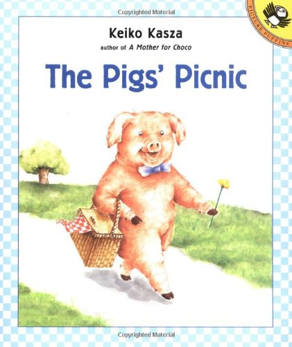 9780698119024: The Pigs' Picnic (Picture Puffins)