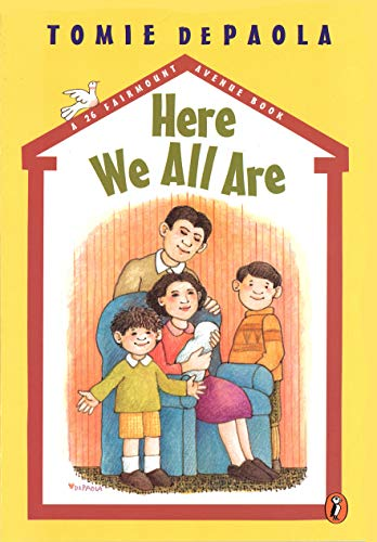 9780698119093: Here We All Are (A 26 Fairmount Avenue Book)