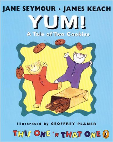 9780698119192: Yum! A Tale of Two Cookies: This One 'N That One (This One & That One)