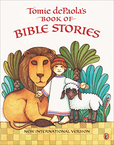 9780698119239: Tomie Depaola's Book of Bible Stories: New International Version