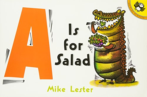 9780698119260: A is for Salad (Picture Puffins)