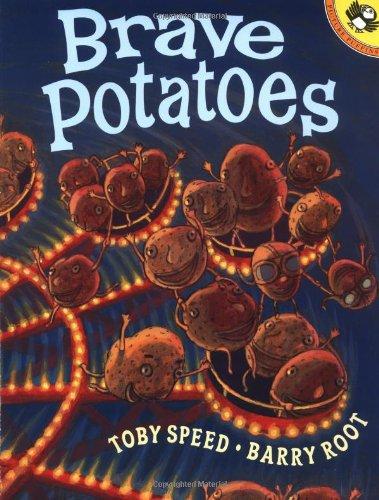 9780698119437: Brave Potatoes (Reading Railroad Books)