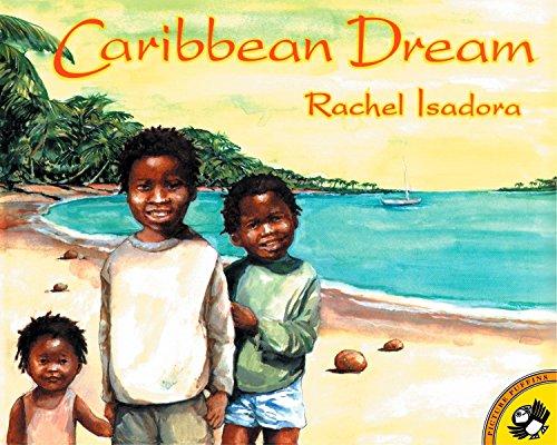 9780698119444: Caribbean Dream (Picture Puffins)