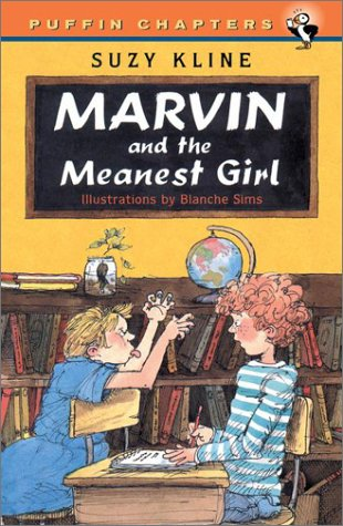 9780698119673: Marvin and the Meanest Girl (Puffin Chapters)